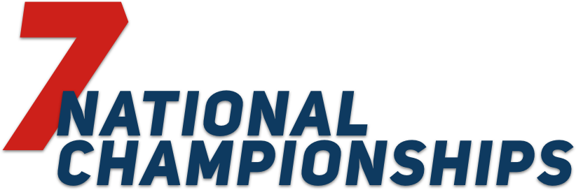 7-time national champions