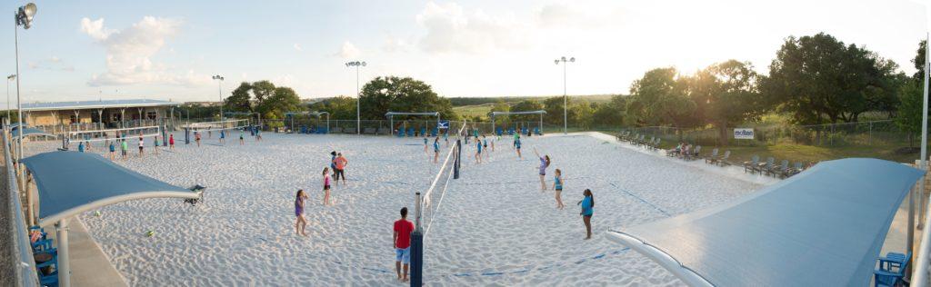 Sand Training